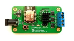 Sunrise Simulator Alarm Clock with ANAVI Light Controller