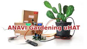 ANAVI Gardening uHAT